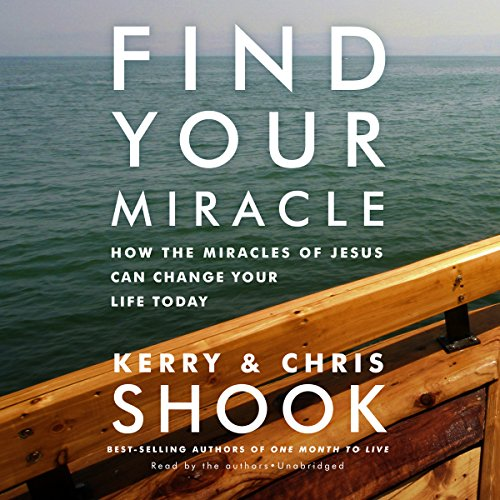 Find Your Miracle audiobook cover art