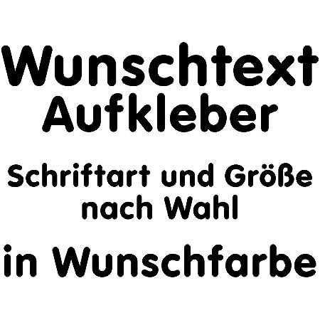 Teddyfamily Wunschtext Aufkleber Selbst Gestalten Buchstaben Zahlen Name Schriftzug Sticker Autoaufkleber Wunschtext Selbst Gestalten Aufkleber Auto
