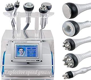 دستگاه لاغری 5 IN 1 Body Shaping ، ماساژور پوست صورت لیفتینگ صورت و سفت کننده دستگاه مراقبت از زیبایی چین و چروک بدن برای استفاده در سالن های خانگی 110 ولت (سهام ایالات متحده)