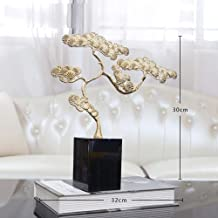 Legering welkom grenen sculptuur woonkamer desktop decoratie kunst ambachten decoratie