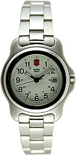 Victorinox Swiss Army 24212mesa de 1884de la mujer Silver-tone Reloj