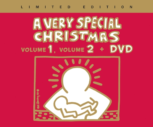 A Very Special Christmas Vol 1 & Vol 2 [2 CD/1 DVD Combo]