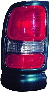 For Dodge Ram Pick Up Truck Outer Tail Light 1999 2000 2001 Driver Left Side Taillamp Replacement