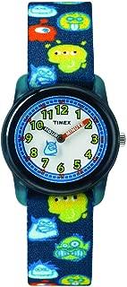 Timex Boys' TW7C25800 Year-Round Analog Quartz Black Watch