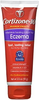 Cortizone-10 Intensive Healing Lotion Eczema 3.50 oz ( Pack of 3)