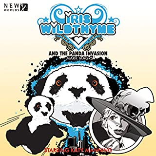 Iris Wildthyme - The Panda Invasion cover art
