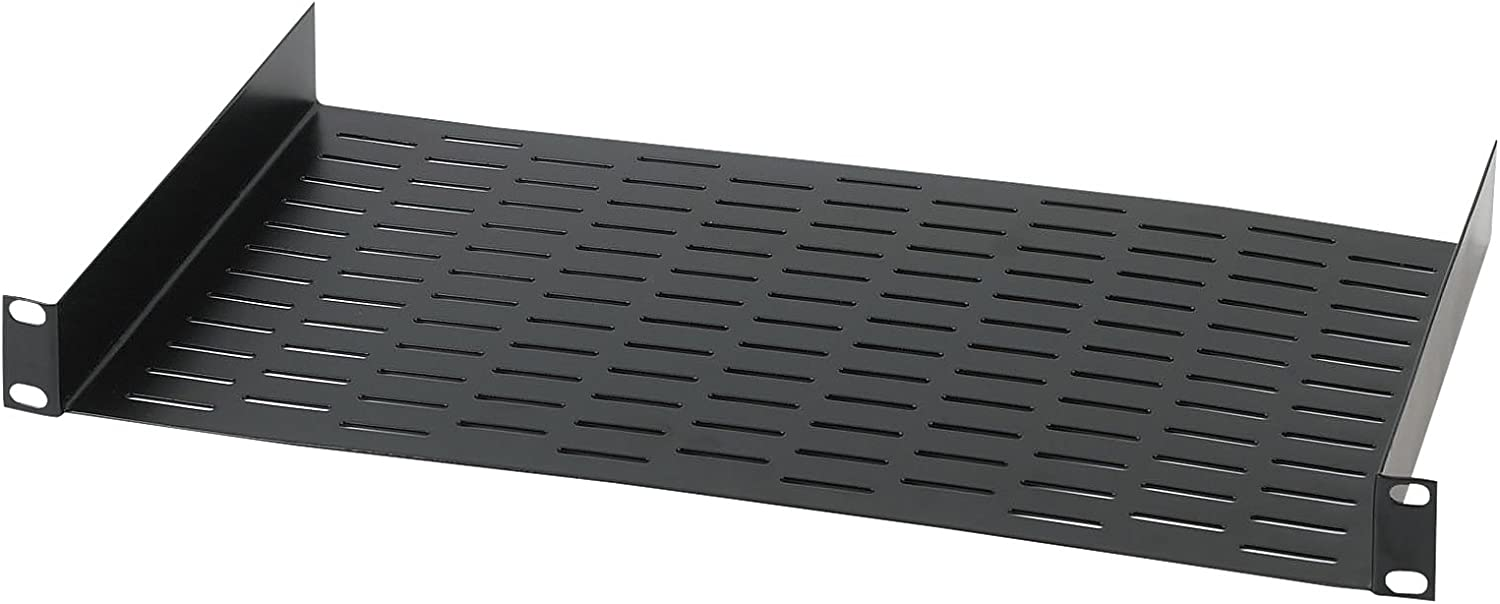 Raxxess UNS1 Vented Universal Tray Max 85% OFF Shelf Bottom for 19