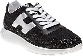 HOGAN Interactive 3 Womens Sneakers Silver