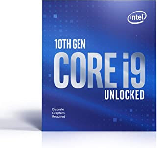 Intel Core i9 10900KF 10 Cores 3.7GHz Computer Processor
