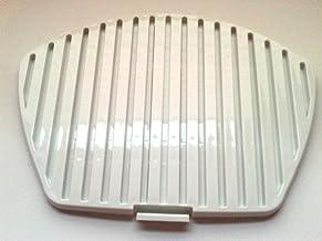 Delonghi filtergrill filterafdekking 5312510231 f. Friteuse F28533 28311 28233