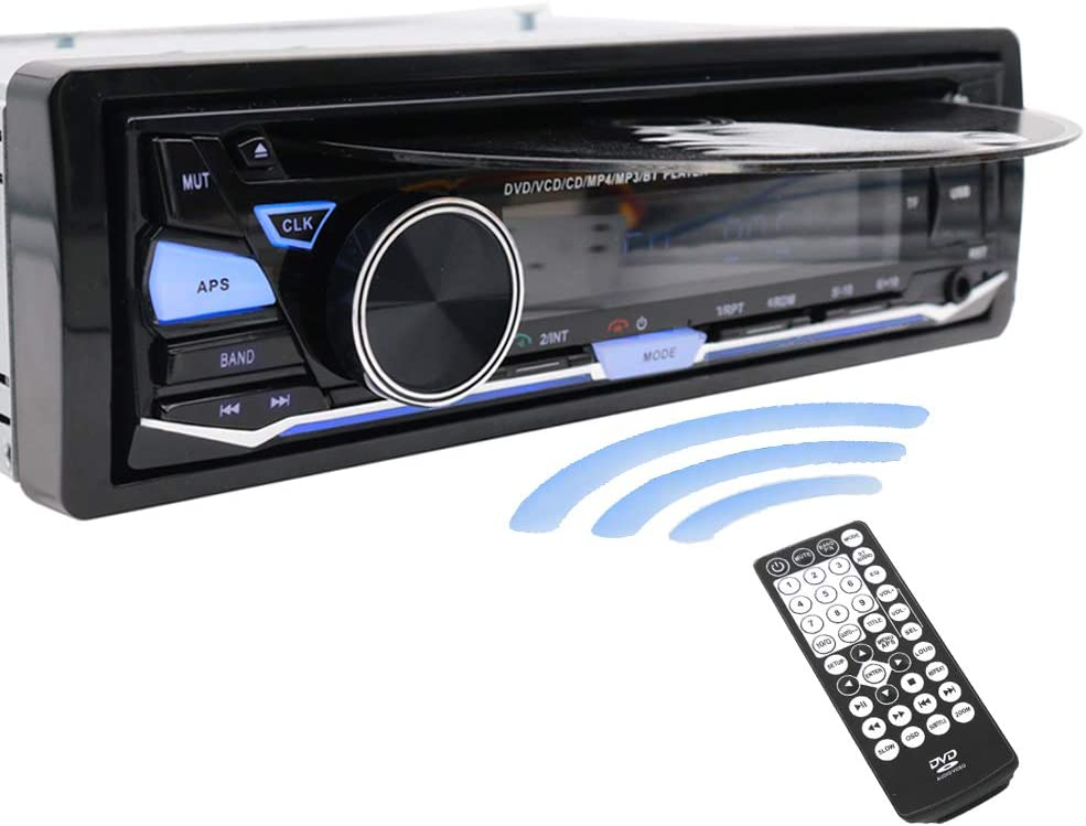 Mirror Link Support 1080P Video Dual USB 4.1 Inch Touch Screen FM AUX Bluetooth 1 Din Car Radio MP5 Stereo Player