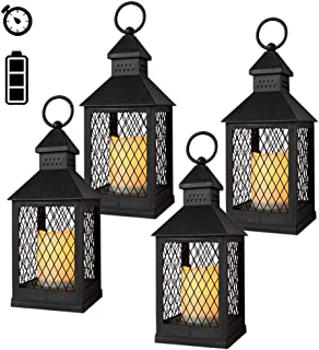 Best battery operated lanterns with timer Reviews
