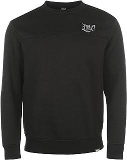 Everlast Mens Crew Neck Sweatshirt Sweater T Shirt Top
