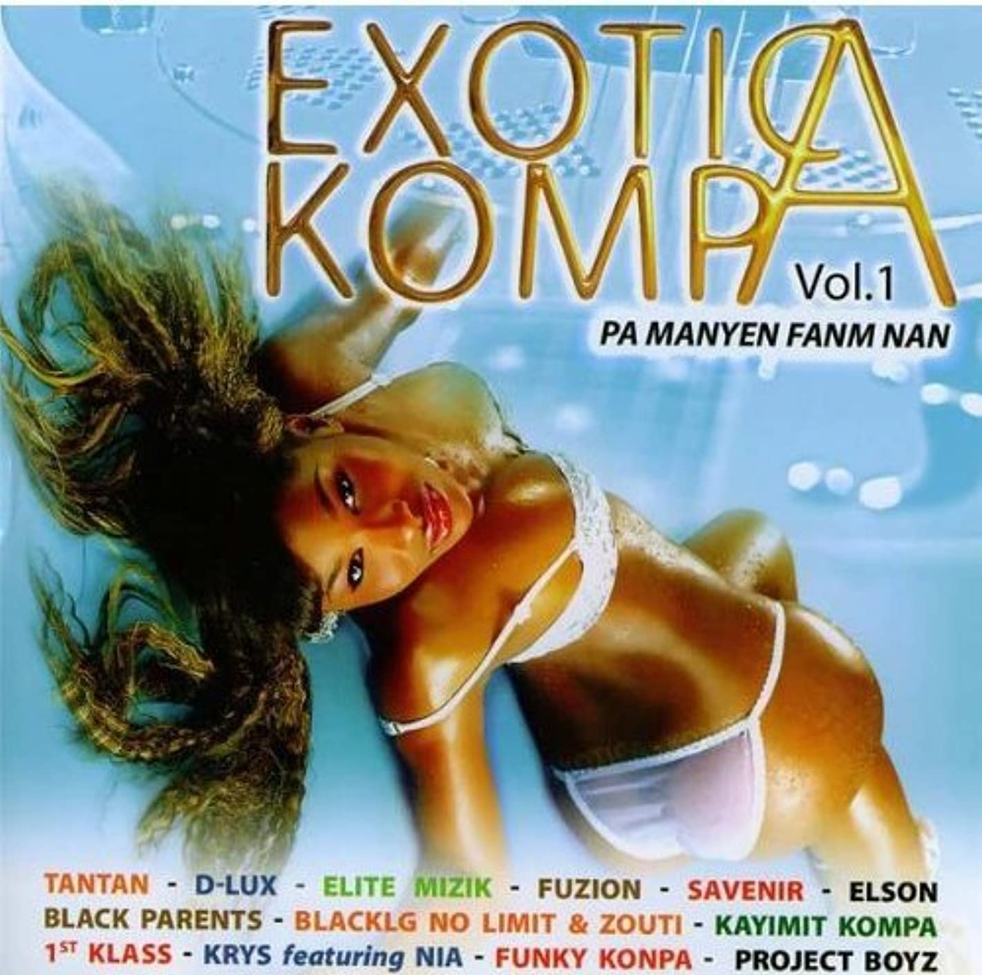 Vol. 1-Exotica Kompa