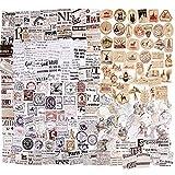 273pcs Pegatinas Vintage Stickers Scrapbooking Manualidades Bullet Journal Álbum Fotos Agenda...