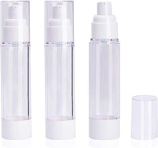 Voyage 12pcs Bouteilles Set approuvé Toiletry étanche conteneurs cosmétiques UK