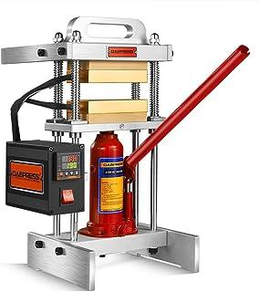 "4 Ton Heat Press Machine with Dual 3x5"" Heated Platens"