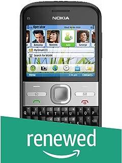 (Renewed) Nokia E5 (Dark Grey)