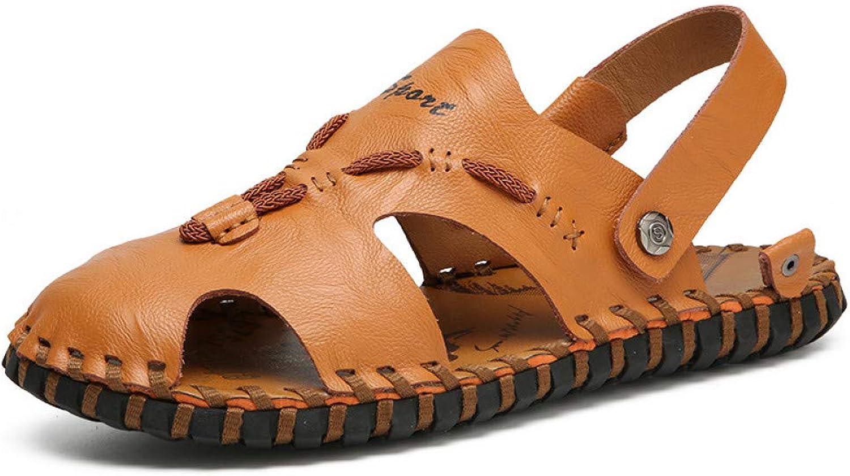 GJLIANGXIE Men'S Sandals Beach Beach shoes New Men'S Summer Fashion Slippers Casual Beach Sandals Men'S Outdoor Vacation Sandals Beach Sandals