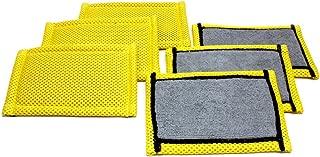 Microfiber Dish and Kitchen Scrubbing Sponge - 4.25