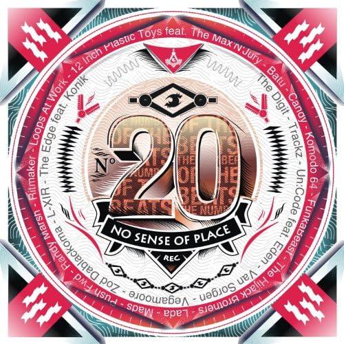 12 Inch Plastic Toys, The Max'n'Jury, Batu (IT), Candy, Komodo 64, FunkaBeast, The Hijack Brothers, L-XIR, Lada, Loops At Work, Mads, Push Fwd, Randy Marsh, The Digit, Ritmaker, The Edge feat Konik, Trackz, Un:Code, Eden, Van Sorgen, Vegamoore, Zod Dablackoma & Dj Ego