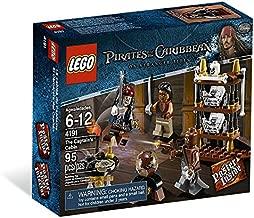 LEGO The Captain's Cabin 4191