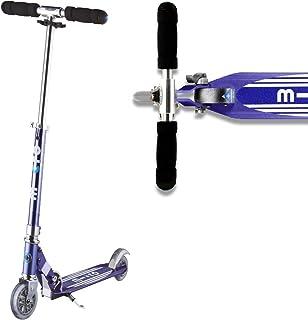 Micro Sprite Scooter - Stripe Blue SA0177
