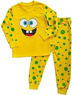 Truck Little Boys Kids Pajamas Sets 100% Cotton Pjs Toddler Underwear