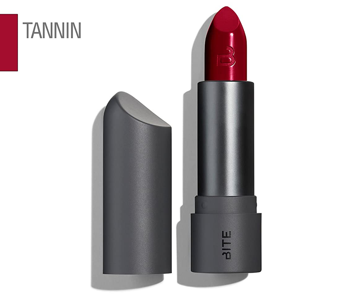 スパイ控えめな理由Bite Beauty Amuse Bouche Lipstick - Tannin
