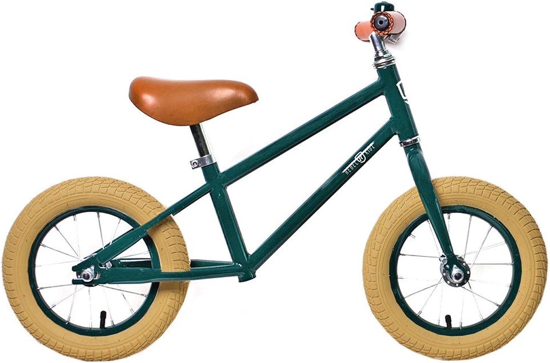 Rebel Kidz Air Classic Boy Runbike, Kinder, Grün, Einheitsgre