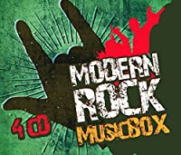MODERN ROCK MUSIC BOX