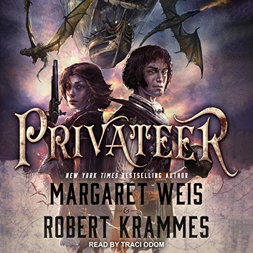 Privateer Audiobook By Margaret Weis, Robert Krammes cover art