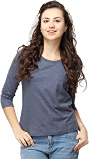 Campus Sutra Women's Cotton T-Shirt