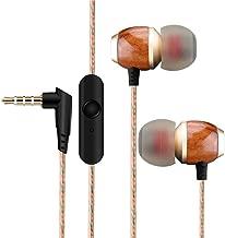 zanasta Auriculares In-Ear Stereo Headset Premium de oído