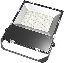 LED Light Bulbs Thin LED Schijnwerper 100W COB Epistar LED LED Straatlantaarn Lighting (Size : 100W 100-277V)