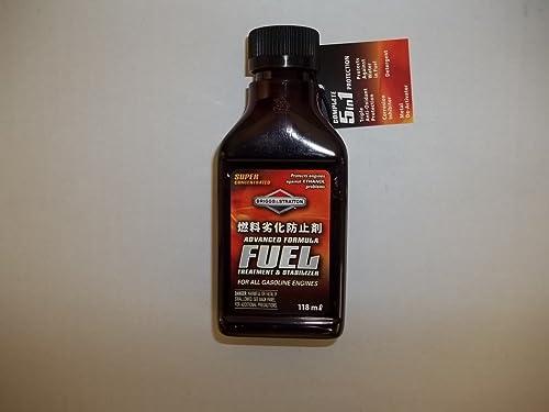 2021 Briggs & Stratton Fuel 2021 Treatment 4 Oz Bottle (Japanese outlet online sale Label) sale