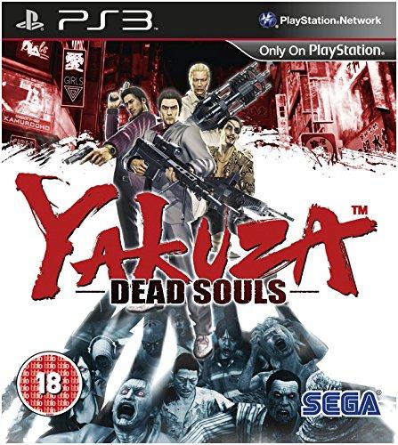 Yakuza 5Dead Souls–PEGI