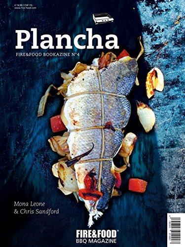 Preisvergleich Produktbild Plancha: Fire&Food Bookazine N° 4