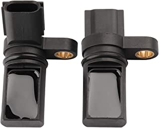 Camshaft Position Sensor Set, Angled Plug Cam CPS Replaces 23731-6J90B, 23731-AL61A, CPS0002, CPS0005 for Infiniti FX35 G35 I35 M35, Nissan 350Z Altima Frontier Maxima Murano Pathfinder Quest Xterra