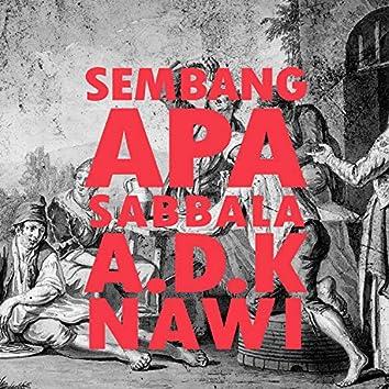 Sembang Apa (feat. A.D.K & Nawi)