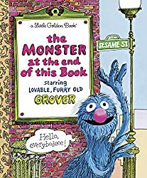 """The Monster at the End of This Book"" Children's Book"