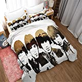 FDASLJ Cortinas Opacas Personalizadas para Ventana con Ojales aislantes térmicos para Dormitorio o Sala de Estar, 132 x 183 cm, 2 Paneles