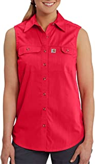 Women's Force Ridgefield Sleeveless Shirt