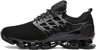 [QIFENGDIANZI]トレッキングシューズ メンズ 登山靴  23.5-27.0CM スニーカー ハイキング ウォーキング アウトドア メッシュ 通気性抜群 防水性 耐磨耗 クッション性 滑り止め カジュアル スポーツ