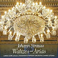 Johann Strauss: Voices Of Spring - Waltzes And Arias