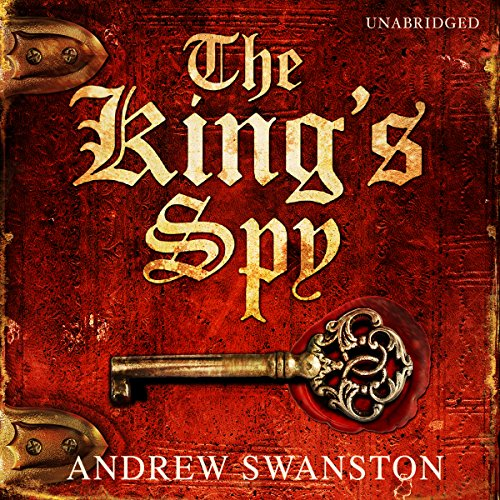 The King's Spy audiobook cover art