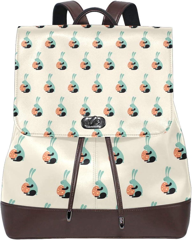 Zlk Backpack Fashion Canvas Handbags Shoulder Bag Large Capacity Ladies