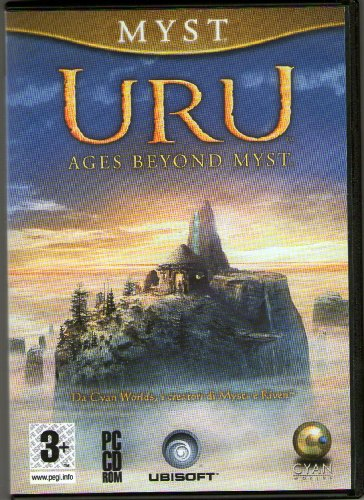 URU Ages Beyond Myst