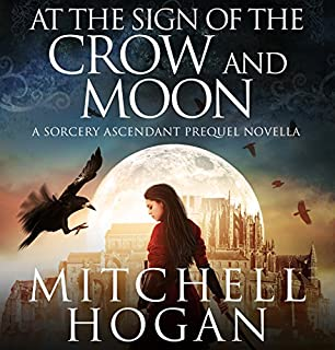 At the Sign of the Crow and Moon cover art