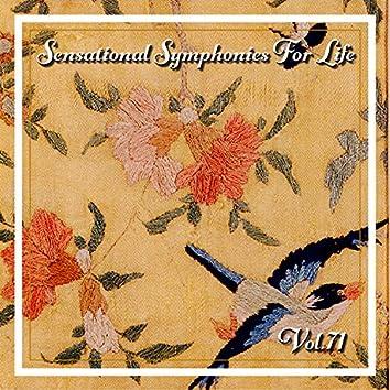 Sensational Symphonies For Life, Vol. 71 - Telemann: Pastorelle en musique